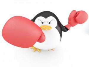 Boks pinguin