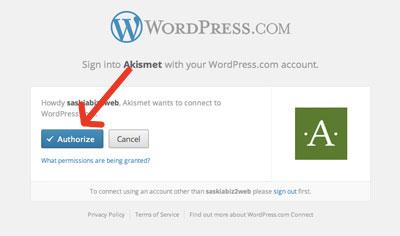 Bevestig je inschrijving bij WordPress.com  | Easy WordPress Website | Biz2Web
