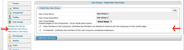Forum User Groups aanmaken | | Easy WordPress Website | Biz2Web