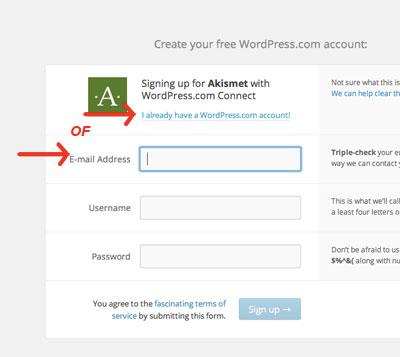 Wordpress.com account aanmaken of inloggen  | Easy WordPress Website | Biz2Web