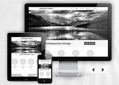 Responsive Webdesign | Biz2Web
