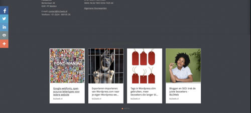 Recommended Content AddThis Smart Layers | Biz2Web