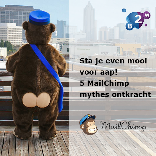 5 MailChimp Mythes Ontkracht