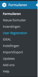 Gravity Forms User Registration Plugin
