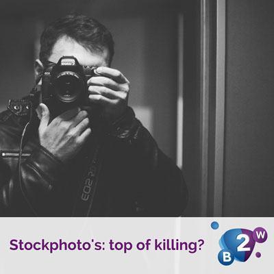 Stockfoto's: top of conversie killing?